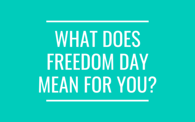 Freedom Day….