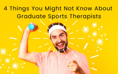 4 Things You Might Not Know About Graduate Sports Therapists